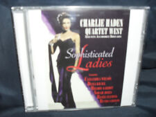 Charlie Haden Quartet West Featuring Cassandra Wilson – Sophisticated Ladies