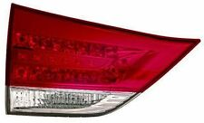 New Driver Side Liftgate Back Up Light FOR 2012 2013 2014 2015 Toyota Siena