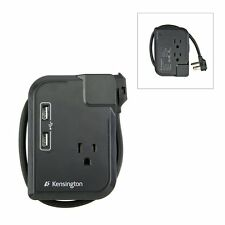 Kensington Portable Power Outlet Surge suppressor 5 Output Connector(s) - Europe