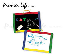 Magnetic Chalk and Dry-Erase Board - Melissa & Doug