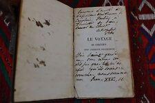 French Pilgrim's Progress Voyage du Chretien vera L'Eternite Bienheureuse 1841