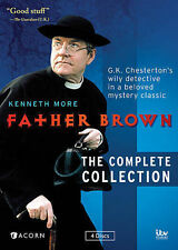 Father Brown:The Complete Collection New DVD! Ships Fast!