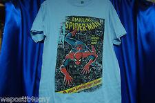 Spiderman T Shirt Mens Large Spiderman 100th Anniversary T Shirt Size  42 /44