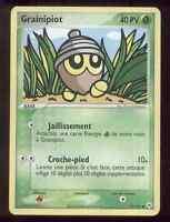Pokémon n° 71/101 - GRAINIPIOT - 40PV