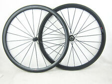 1110g carbon fiber tubular wheel 38mm deep 23mm width 700C bike wheels
