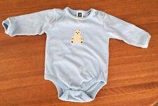 Baby Gap Bear Long-sleeved T-shirt, size 3-6 months