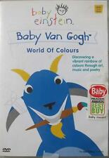 Baby Einstein Baby Van Gogh World of Colours Education Learning DVD Age 0 - 3