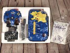Nintendo 64 Pikachu Blue Yellow Console N64 Box Japan Version - MINT - US SELLER