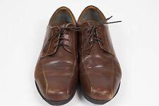 Clarks Mens Sz 11.5 Brown Leather Dress Formal Oxford