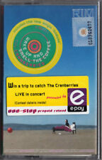 THE CRANBERRIES Wake Up And Smell The Coffee 2001 MALAYSIA CASSETTE VERY RARE