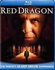 RED DRAGON NEW BLU-RAY