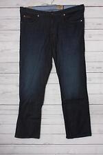 Wrangler Herren Straight Leg Jeans Gr. W40/L32, Blau
