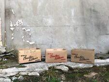 More details for trio of vintage confectionary packaging boxes - great display