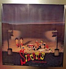 "The Sinceros - The Sound Of Sunbathing Original 1978 Promo Poster 23""x23"""