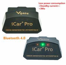 Vgate iCar Pro Adapter OBD II Diagnostic Scanning Tool Code Reader Bluetooth 4.0