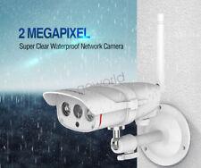 VStarcam 2MP Outdoor Waterproof IP Camera WiFi Security Night Vision Webcam 1080
