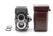 [Excellent White Face Overhaul] Rolleiflex 3.5F Planar 75mm f/3.5 from Japan 492