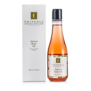 NEW Eminence Apricot Body Oil 240ml Womens Skin Care