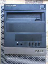 OptiPlex 980 Minitower, Intel Core i7, 2.99GHz, No HD, 8GB, Window 7 label