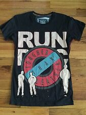 House Of The Gods Men's T-shirt Run DMC Tougher Than Leather Cotton Tee Size S