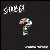 Sham 69 - Western Culture ( CD 2008 ) NEW / SEALED