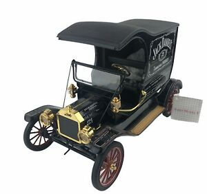 Franklin Mint 1913 Ford Model T Jack Daniels With Barrels 1/16 Scale Diecast New