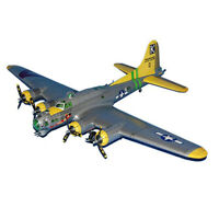 1:47 DIY 3D B-17G Flying Fortress Plane Aircraft Paper ModelW A8A
