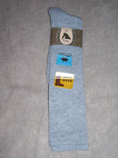 High Meadows - Moisture Wicking Boot Socks - #9157 - Gray - XLarge - Fits 12-15