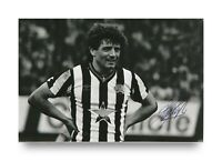 Kevin Keegan Hand Signed 6x4 Photo Newcastle United Autograph Memorabilia + COA