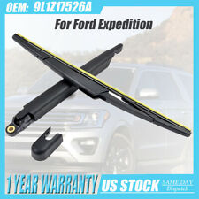 For Ford Expedition 2009 -2013 2014 2015 2016 Rear Wiper Arm With Blade set NEW