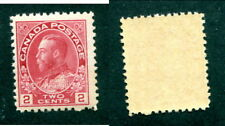 MNH Canada 2 Cent KGV Admiral Stamp #106 (Lot #13466)