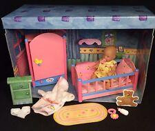 Mini Baby Born Zapf Schrank Babyzimmer Babyroom