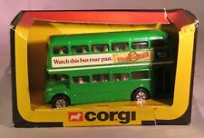 Corgi 469 Routmaster, Lion Bar Livery, Mint Condition in Original Box