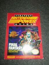 Nintendo Power Final Fantasy Strategy Guide