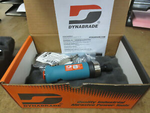 Dynabrade 52257 Straight Line Front Exhaust Die Grinder 0.7hp