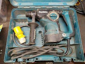 Makita HR2811F SDS+ drill / rotary hammer - 28mm hammer, 13mm Steel 110V