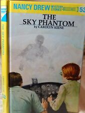 Nancy Drew Mystery The Sky Phantom by Carolyn Keene #53 2001