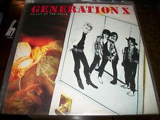 Generation X – Valley Of The Dolls - LP - Chrysalis