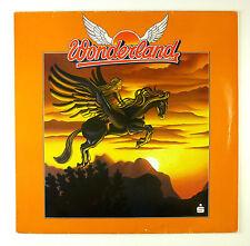 "12"" LP - Various - Wonderland - B3555 - RAR, red vinyl - washed & cleaned"