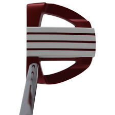 "Bionik 701 Red Golf Putter Right Handed Mallet Style 33"" Senior Women"