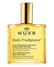 NUXE HUILE  PRODIGIEUSE Multiuso DRY OIL For Face, Body, Hair 100ML