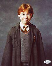 "RUPERT GRINT Authentic Hand-Signed ""Ron ~ Harry Potter"" 8x10 Photo (JSA COA)"