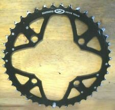 Shimano Deore 44T Chainring MEGA 9 Speed 104mm BCD 4 Bolt SG X