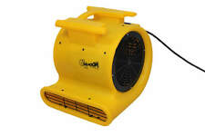 Zoom Centrifugal Floor Dryer 1.0 HP Commercial Quality Floor Dryer