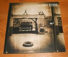 The Why Store Poster 2-Sided Flat Square Vintage Promo 12x12 RARE