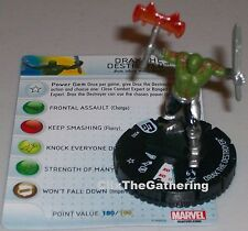 DRAX THE DESTROYER #202 Guardians of the Galaxy Marvel HeroClix Gravity Feed