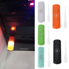 USB Car Mini Aromatherapy Aroma Diffuser Humidifier Essential Oil Fresh Home Hot