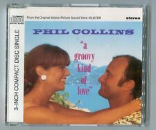 Phil Colliins 3-INCH-cd-single A GROOVY KIND OF LOVE © 1988 # 257 845-2 ADAPTER