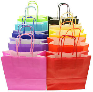 Paper Loot Bags - Wedding Favours / Birthday Party / Christmas Gift Bag *