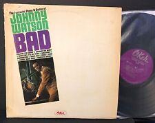 JOHNNY WATSON /  BAD 1967 Okeh OKM 12118